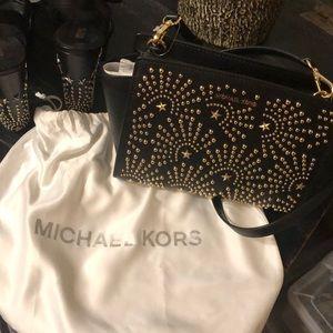 Michael Kors Star-Studded Selma Bag